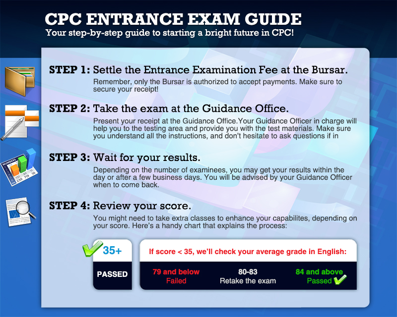 Entrance Exam Guide